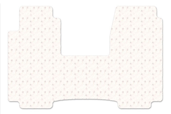 intro-tech protect-a-mat floor mat 1pc front clear