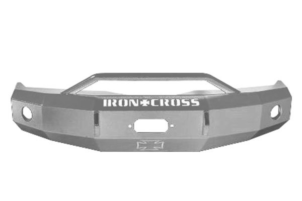 iron cross frontbumper with bar grey sample