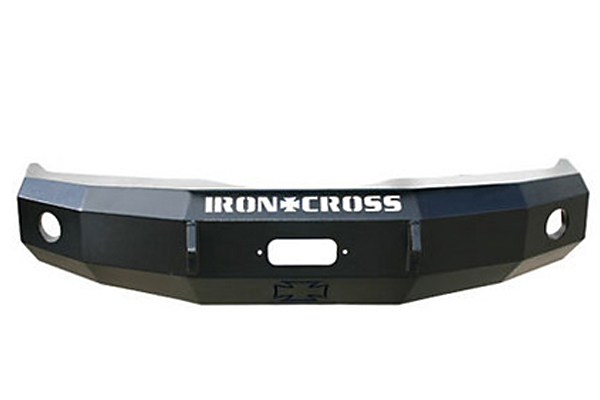 iron cross hd front bumpers sample