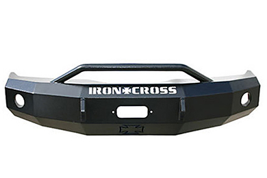 iron cross hd front bumpers with bar sample