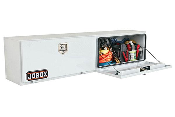 jobox premium steel topside toolbox white sample