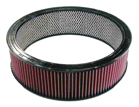 "K&N Universal Round Air Filters E-3750 14"""" Round Universal Filter"" 4584-3440164"