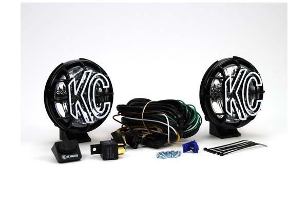 kc hilites apollo pro off road lights white light output. Black Bedroom Furniture Sets. Home Design Ideas