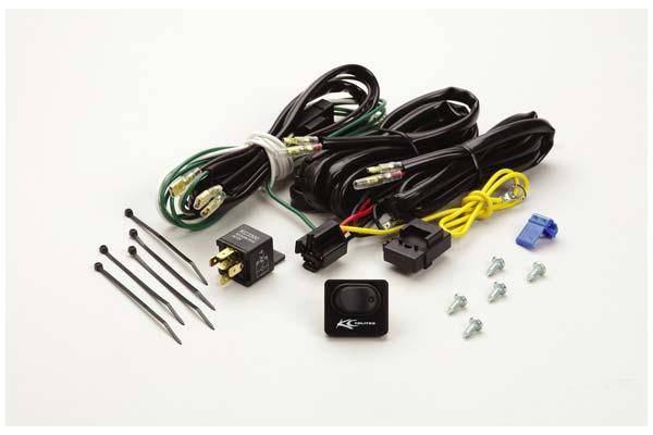 kc hilites wiring harness  kc 6315