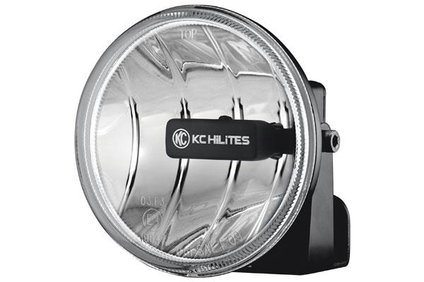KC HiLites Universal Gravity LED Fog Lights in Clear