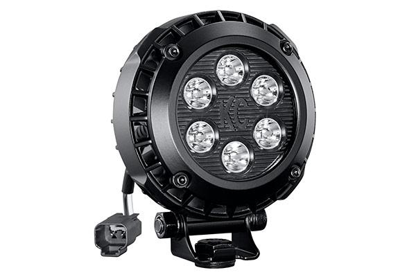 Image of KC HiLites LZR Round LED Lights 1300