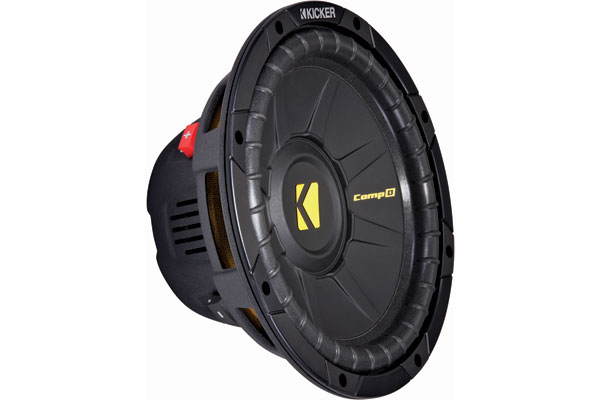 Image of Kicker CompD Subwoofers 40CWD102