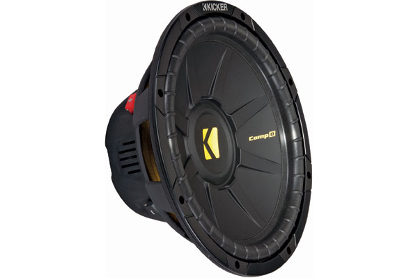 Image of Kicker CompD Subwoofers 40CWD122