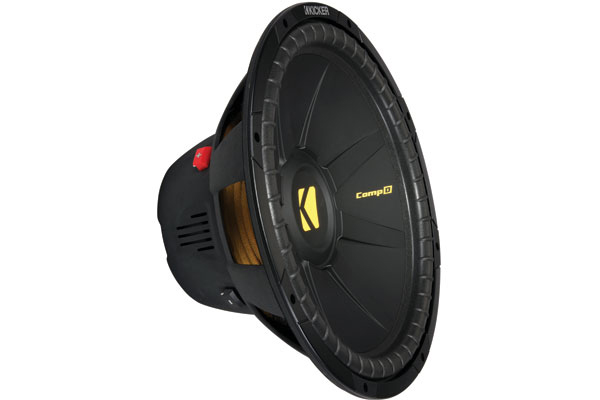 Image of Kicker CompD Subwoofers 40CWD152