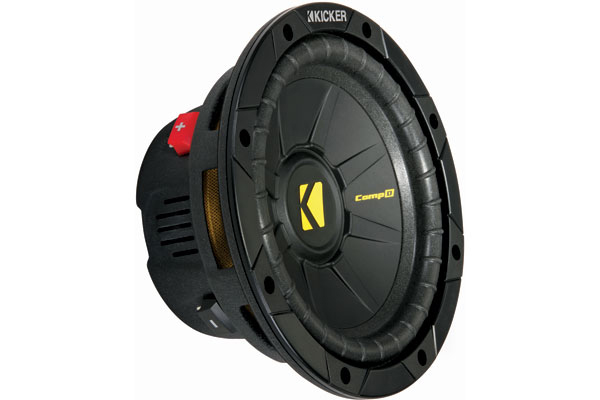 Image of Kicker CompD Subwoofers 40CWD82