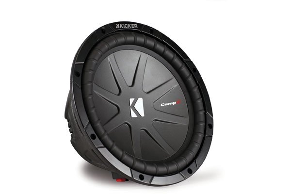 audio Kicker CompR Subwoofers 40CWR102