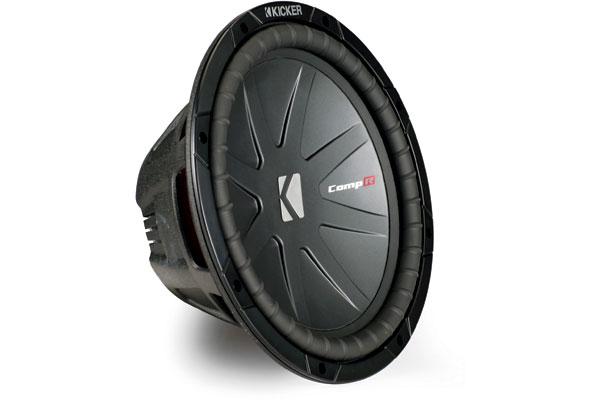 audio Kicker CompR Subwoofers 40CWR122