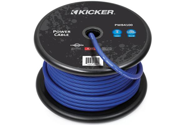 audio Kicker Power Wire PWB4100