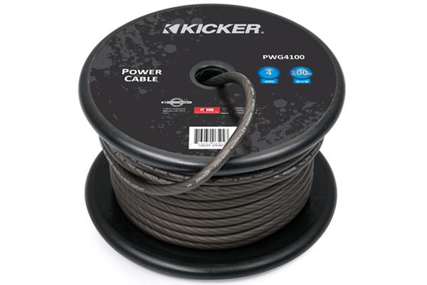 audio Kicker Power Wire PWG4100