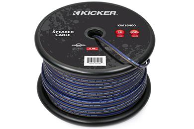 kicker k series speaker wire sample