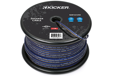 kicker q series speaker wire sample