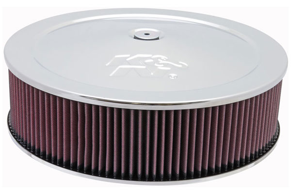 "K&N Custom Air Filter Assemblies 60-1260 14"""" Custom Assemblies"" 4583-3440151"