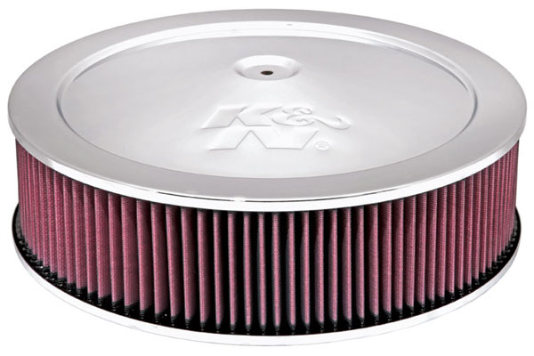 "K&N Custom Air Filter Assemblies 60-1290 14"""" Custom Assemblies"" 4583-3440142"