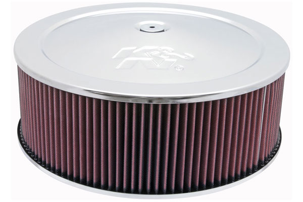 "K&N Custom Air Filter Assemblies 60-1300 14"""" Custom Assemblies"" 4583-3440140"