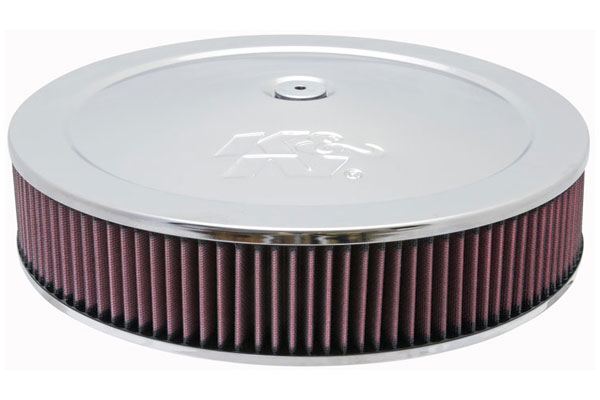 "K&N Custom Air Filter Assemblies 60-1430 14"""" Custom Assemblies"" 4583-3440145"