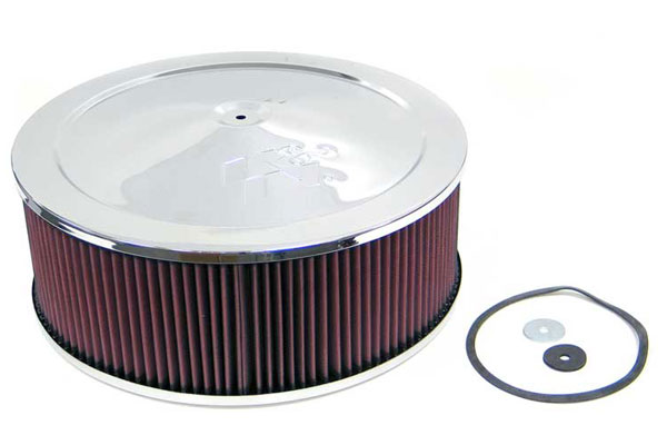 "K&N Custom Air Filter Assemblies 60-1450 14"""" Custom Assemblies"" 4583-3440144"