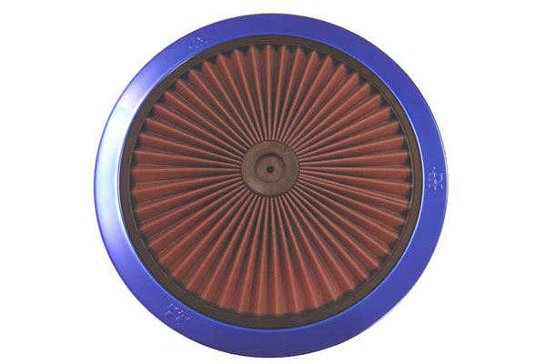 K&N XStream Round Custom Air Filter Assemblies 66-1401XB XStream Air-Flow Top Only 4585-3440130