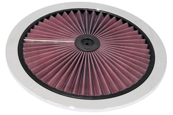 K&N XStream Round Custom Air Filter Assemblies 66-1401XP XStream Air-Flow Top Only 4585-3440131