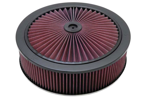 "K&N XStream Round Custom Air Filter Assemblies 66-3020 14"""" Custom Assemblies"" 4585-3440123"