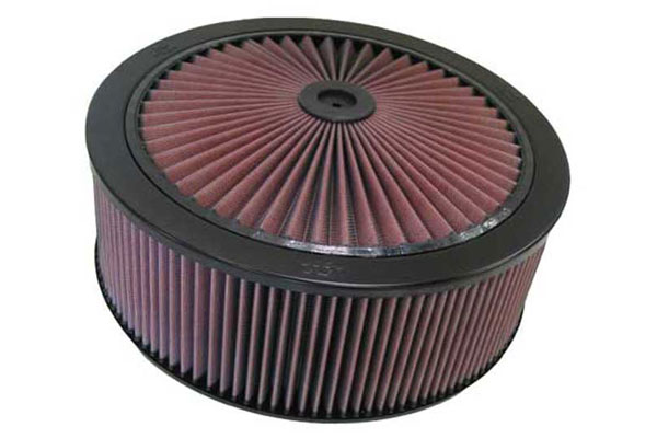 "K&N XStream Round Custom Air Filter Assemblies 66-3030 14"""" Custom Assemblies"" 4585-3440120"
