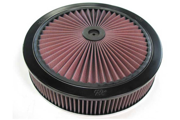 "K&N XStream Round Custom Air Filter Assemblies 66-3040 14"""" Custom Assemblies"" 4585-3440117"