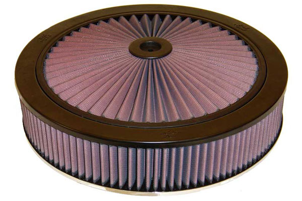 "K&N XStream Round Custom Air Filter Assemblies 66-3050 14"""" Custom Assemblies"" 4585-3440119"