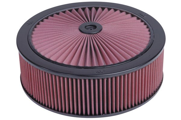 "K&N XStream Round Custom Air Filter Assemblies 66-3070 14"""" Custom Assemblies"" 4585-3440116"
