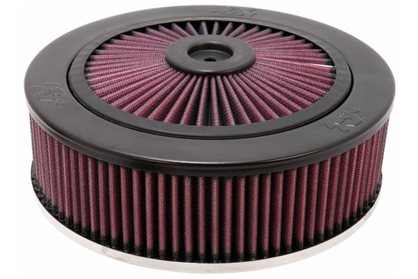 "K&N XStream Round Custom Air Filter Assemblies 66-3150 9"""" Custom Assemblies"" 4585-3440124"