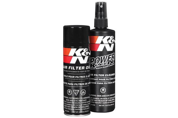 K&N Filter Recharger Kit (Aerosol Can) 99-5000 Aerosol K&N Air Filter Recharger Kit 1993-1952429