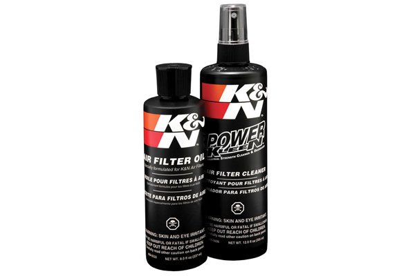 K&N Filter Recharger Kit (Squeeze Bottle) 99-5050 Squeezable K&N Air Filter Recharger Kit 6631-2313423