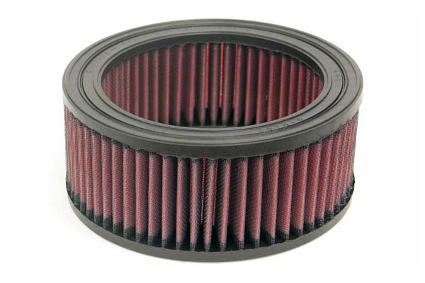 "K&N Universal Round Air Filters E-3380 7"""" Round Universal Filter"" 4584-3440167"