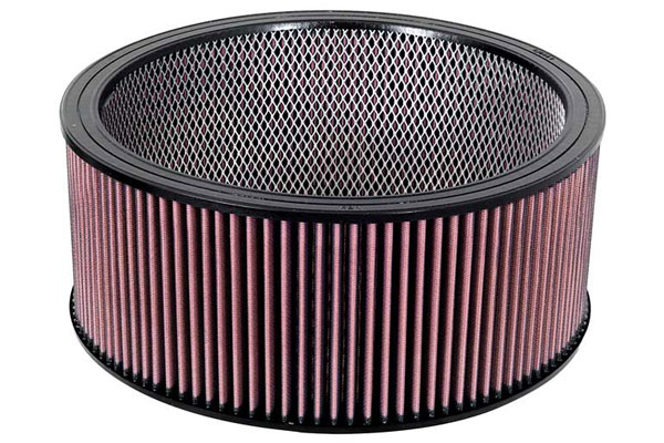 "K&N Universal Round Air Filters E-3770 14"""" Round Universal Filter"" 4584-3440165"