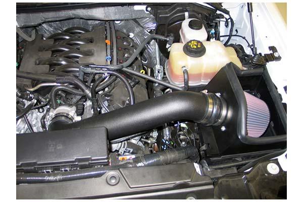 K/&N 57-2581 Performance Air Intake System