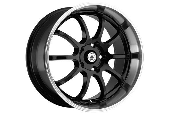 konig lightning wheels black sample