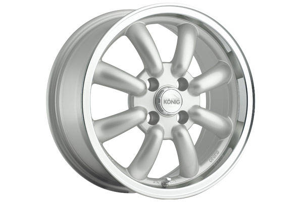 konig rewind wheels silver sample
