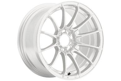 konig dial in wheels gloss white sample