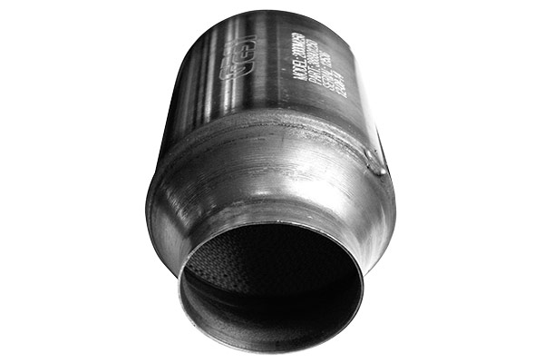 Image of Kooks Universal Ultra High Performance Green Catalytic Converters - 49 State Leg Universal Ultra High Performance Green Catalytic C