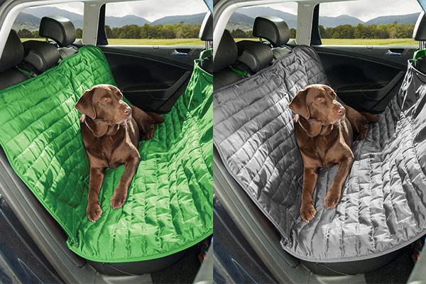 Kurgo Loft Dog Hammock Seat Cover 01309