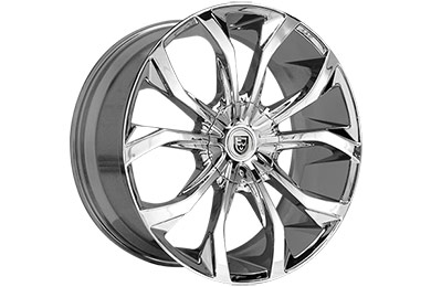 lexani lust chrome wheels sample