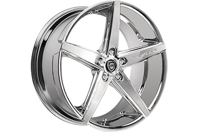 lexani r four chrome wheels sample