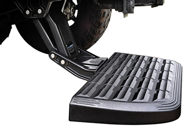 lund innovation in motion bedstep retractable tailgate step sample