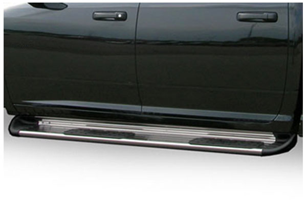 luverne side entry step running boards stainless steel sample