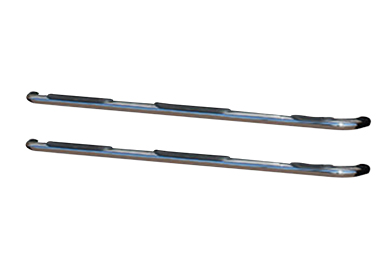 luverne 4 inch oval nerf bars w2w sample image