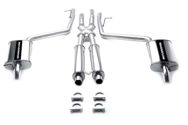 Magnaflow 15710 Exhaustsystem Tabletop: 2004 Lincoln Ls Exhaust System At Woreks.co