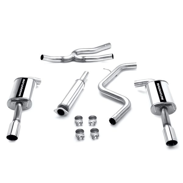 2006  2007 chevy monte carlo performance exhaust systems